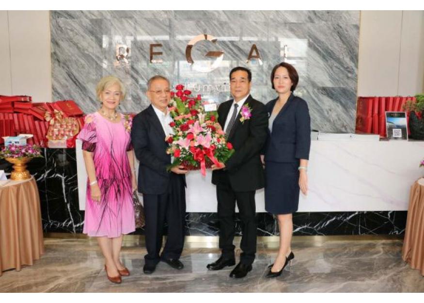 2020–09-01 泰国狮王食品举行中秋月饼上市发布会