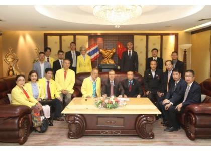 2020–09-30 泰国浙江商会访问泰国统促会