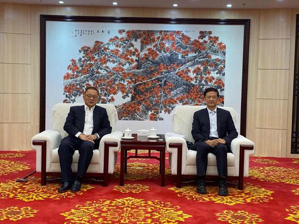 2019–11-06 泰国统促会代表团访问广东省统促会